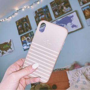 Kate Spade Iphonexr phone case!!